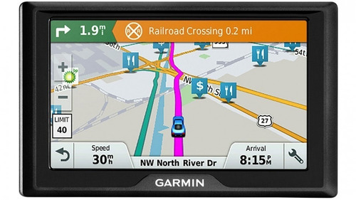 gps automotivo garmin drive 51 mpc avisa radar com voz