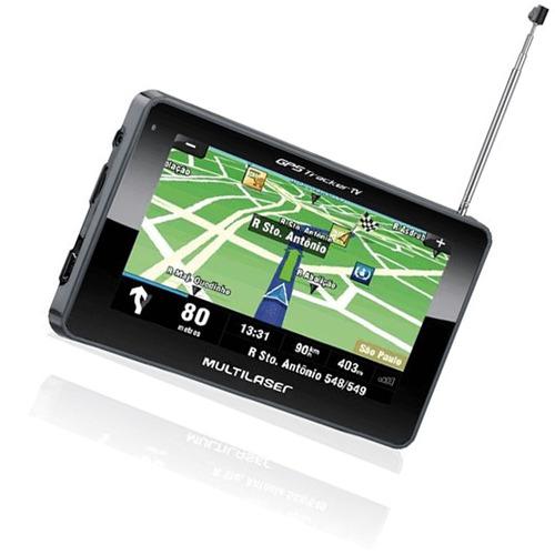 gps automotivo multilaser tv digital gp034 carro automovel
