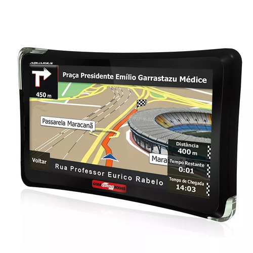 gps automotivo quatro rodas 7 tv digital alerta radar