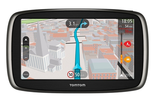 gps automotivo tomtom go 60b 6 polegadas touchscreen 60 b