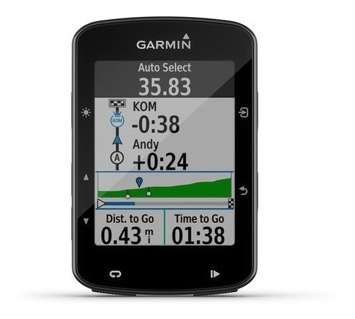 gps ciclistico garmin edge 520 plus bundle sensores cinta