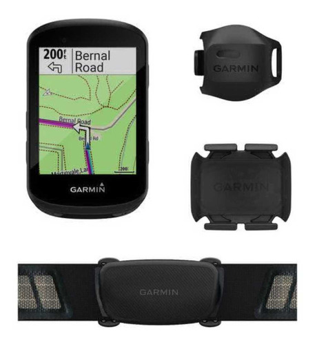 gps ciclistico garmin edge 530 bundle sensor cad vel