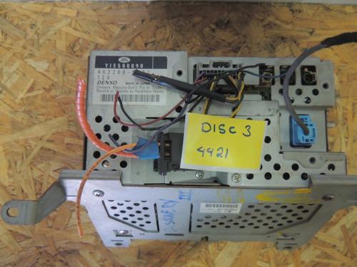 gps computador de borda discovery 3 hse land rover