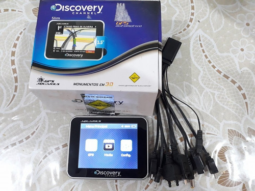 gps discovery channel aquarius