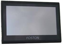 gps foston 3d 473dc 4.3 transmissor fm - tv digital embutida