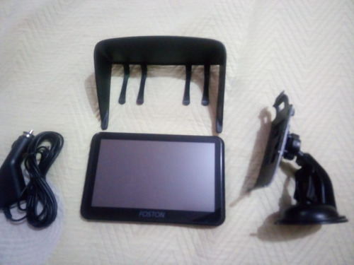 gps - foston 7 polegadas com tv - usado semi novo