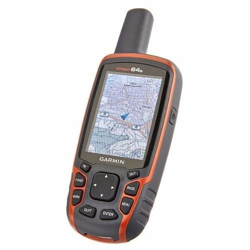 gps garmin 64s remanofacturado a color