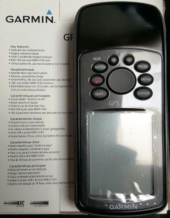gps garmin 72h nuevo somos importadores garantizado