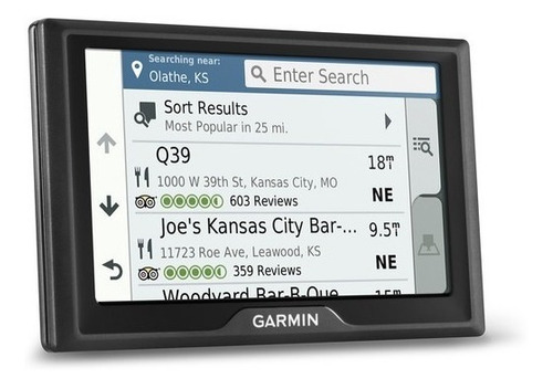 gps garmin automotivo drive 51  autorizada garmin