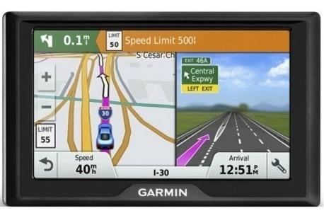 gps garmin drive 50 com tela touch de 5.0 polegadas