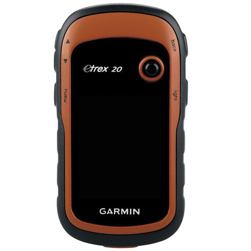 gps garmin etrex 20 calculo de area contra agua lcd2.2 1.7gb