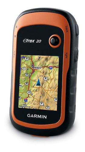gps garmin etrex 20x resiste al agua y polvo incluye mapas