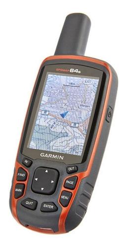 gps garmin gpsmap 64s mapas peru city / peru topo