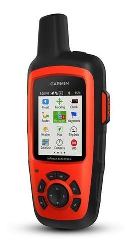 gps garmin inreach explorer por satélite con mapas y sensor