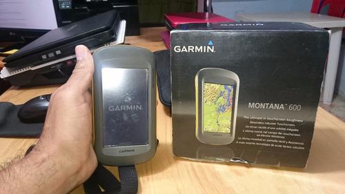 gps garmin montana 600