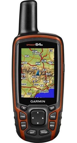 gps garmin navegador satelital map 64s