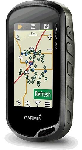 gps garmin oregon 700 wifi bluetooth resiste al agua mapas