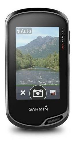 gps garmin touch oregon 750 câmera 8mp + mapa brasil 2020