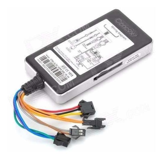 Gps Gt06n Para Auto Con App Gratis + Plataforma + Chip