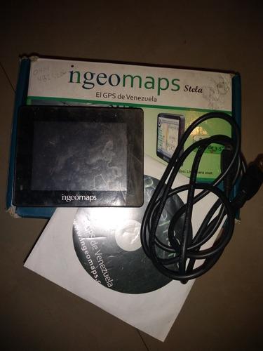 gps ingeomaps