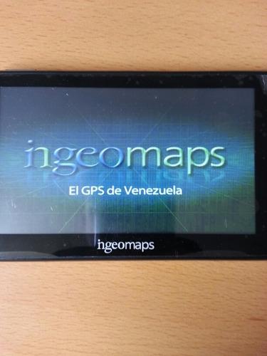 gps ingeomaps dlx plus