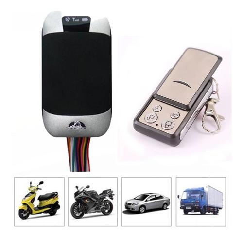 gps localizador satelital seguridad homologado moto/carro