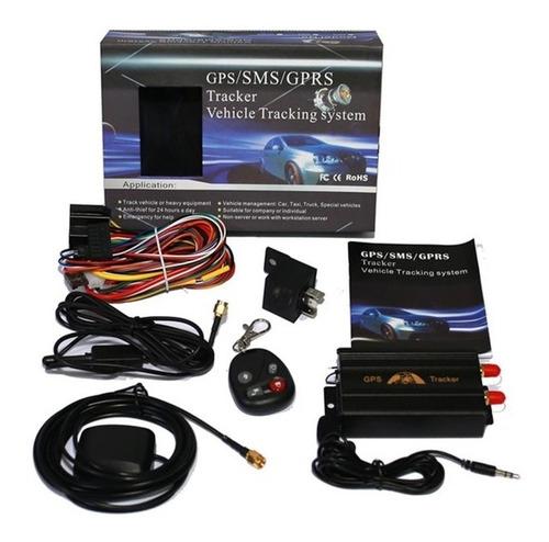 gps localizador tracker tk03b tk03 b, alarma rastreo