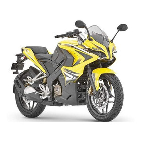 Gps Mas Alarma Doble Via Moto Rs200 Instalado En Seguro Gps