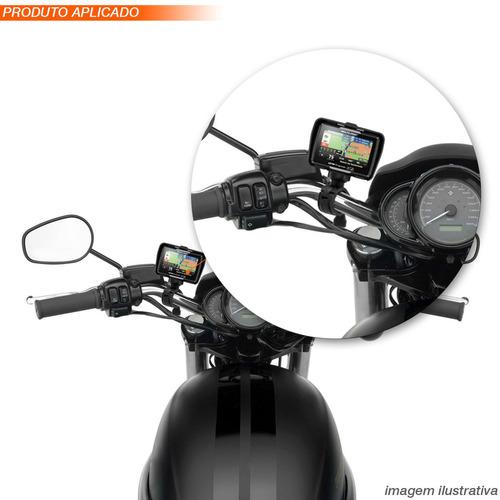 gps multilaser para moto