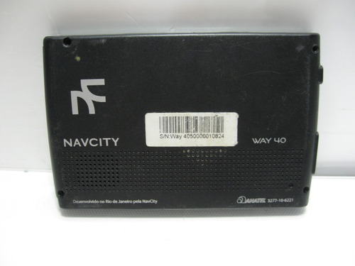 gps navcity way40 ver fotos ligando