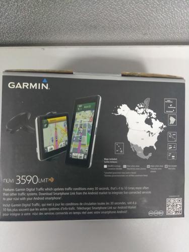 gps navegador garmin nuvi 3590 lmt 5 hd portatil bluetooth