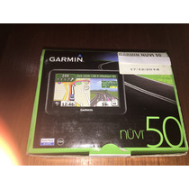 Gps Garmin Nuvi 50 Con Poco Uso Casi Nuevo