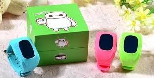 gps niños reloj smart watch localizador