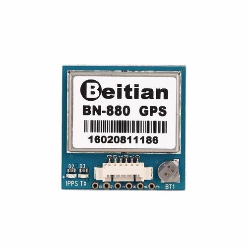 gps para apm pixhawk beitian bn-880 con glonass doble modulo