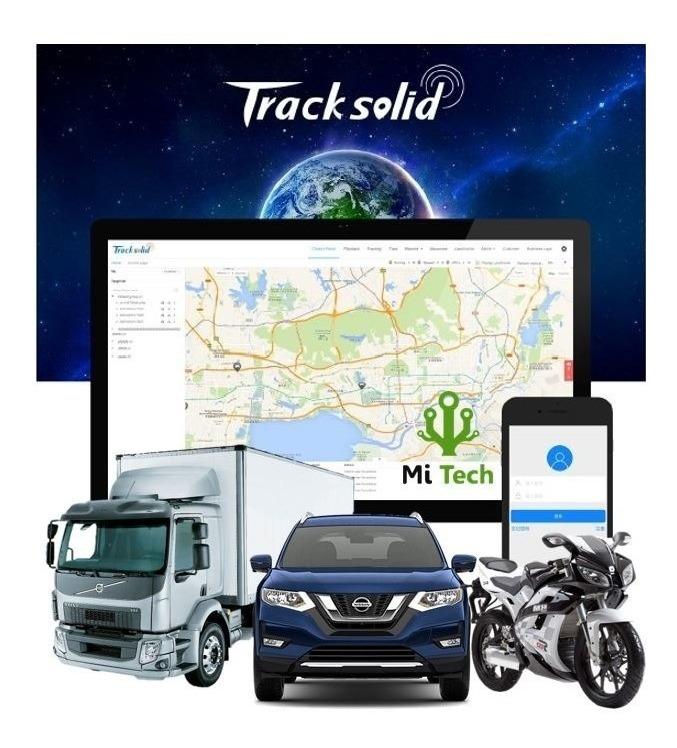 Gps Para Autos, Camiones, Motos, Sutran, Garantia, Capacit