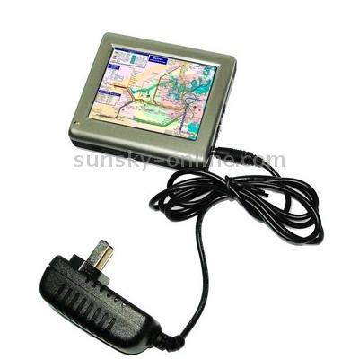 gps para navegador tft 3,5 pantalla tactil navigator negro