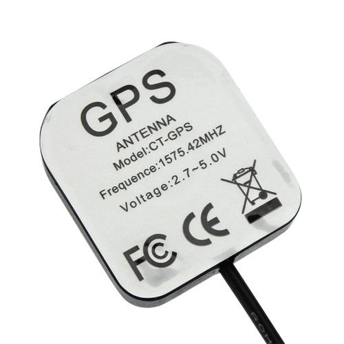 gps para vehicle antenna active receiver magnetic base