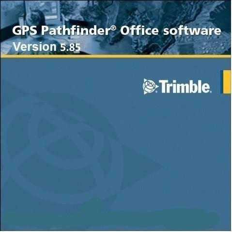 Gps Pathfinder Office 5 85