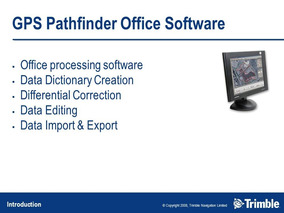 Gps Pathfinder Office V5 85