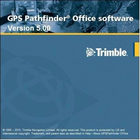 gps pathfinder oficce 5