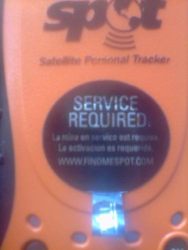 gps personal localizador spot