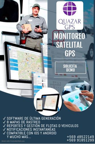 gps + plataforma de monitoreo (licencia y soporte por 1 año)