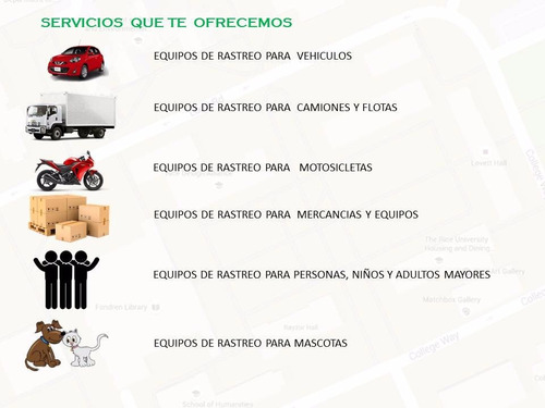 Gps Plataforma De Rastreo Satélital 7/24 - $ 32.000 en Mercado Libre