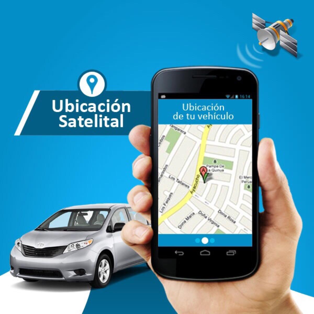 rastreador satelital de celulares online