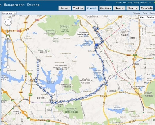 gps rastreador satelital tracker auto carro moto localizador