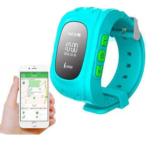 gps reloj inteligente para niño  localización llamada sos