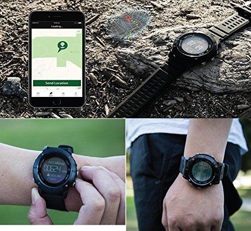 gps senderismo reloj inteligente, adventurer deportes al air