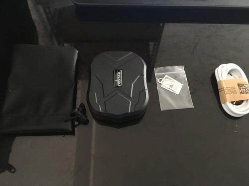 gps tk905 rastreador imantado para autos