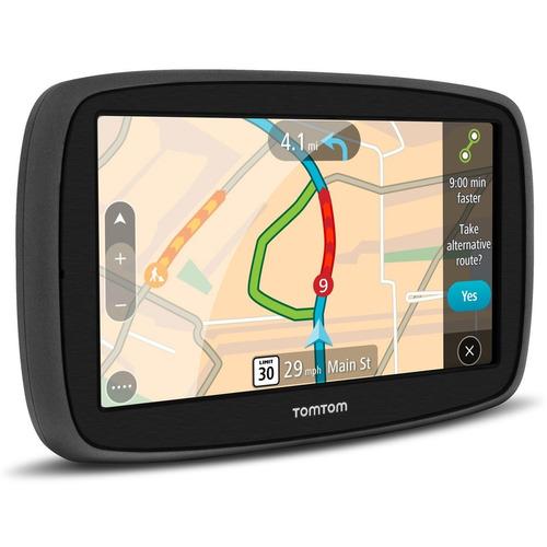 gps tomtom automotivo go 50b 5 polegadas touchscreen