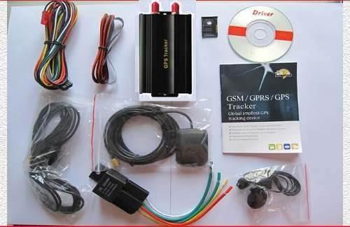 gps tracker 103, corta corriente, instalacion incluida !